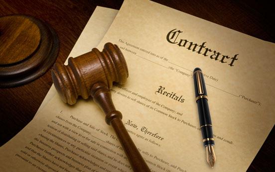 Luật sư Hợp đồng